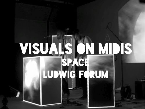 Stage Design for Ludwig Forum