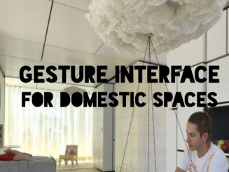Gesture Interface for Domestic Spaces